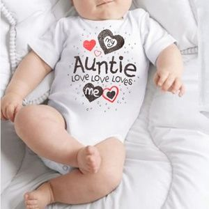 Other - ⏳CLEARENCE Auntie Loves Me Onsie
